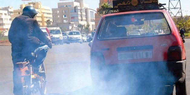 Casablanca, Marrakech et Tanger en tête des villes les plus polluées du