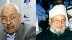 Rached Ghannouchi et les Frères musulmans: Les frères
