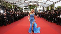 La star incontestée du tapis rouge à Cannes, c'est