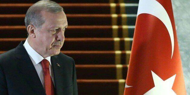 Erdogan condamne le soutien des Etats-Unis aux milices kurdes en