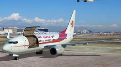 Air Algérie réceptionne un Boeing