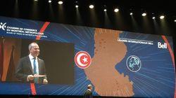 Le drapeau tunisien et le drapeau turc, une nouvelle fois confondus à
