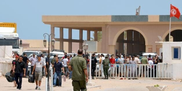 Tunisie – Libye: Réouverture du poste frontalier de Ras