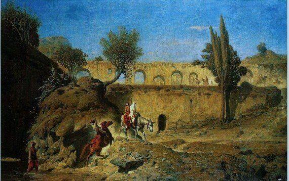 Il était une fois l'aqueduc de Bab El-Oued : retour sur un tableau de