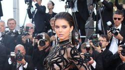 Les robes transparentes envahissent le tapis rouge du Festival de Cannes
