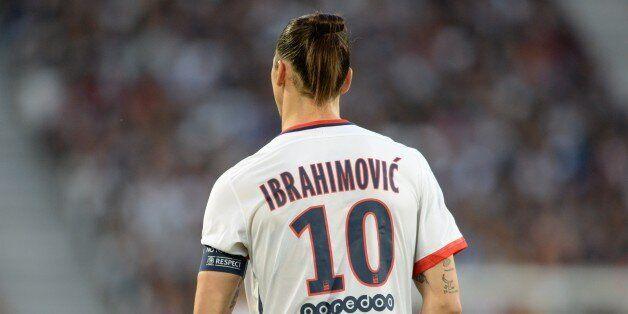 Zlatan Ibrahimovic annonce son départ du