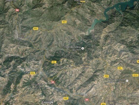 Grosses frayeurs après un séisme de 5,3 sur l'échelle de Richter, à Mihoub