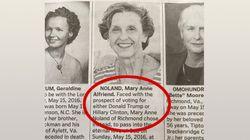 Choisir entre Donald Trump et Hillary Clinton ?