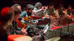 A Rabat, la guitare flamenca rencontre le chant qawwali