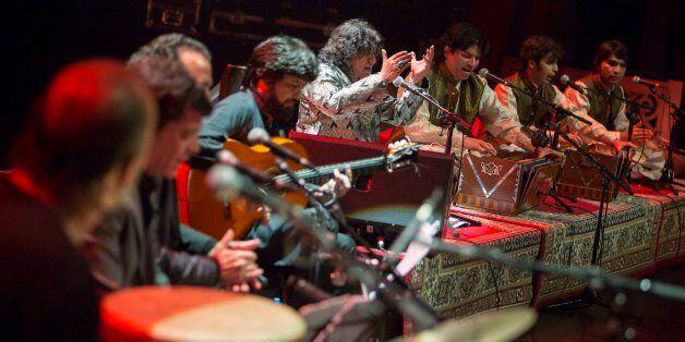 Concert magistral de Chicuelo et Faiz Ali Faiz à Rabat