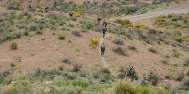 Les six terroristes éliminés à Bouira
