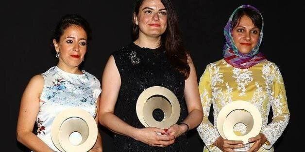 La réalisatrice tunisienne Leyla Bouzid reçoit le prix jeune talent Women in Motion par la fondation