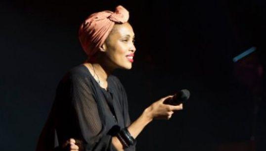 Imany fait groover le théâtre Mohammed V