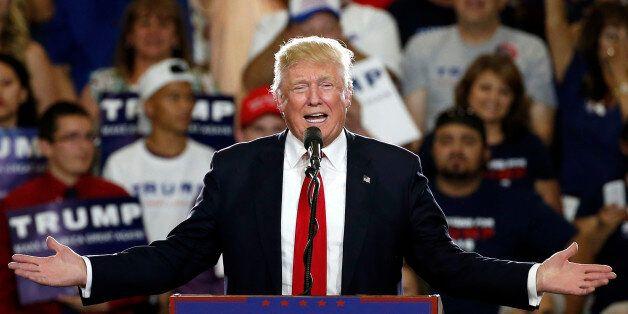 Donald Trump sera bien le candidat républicain pour