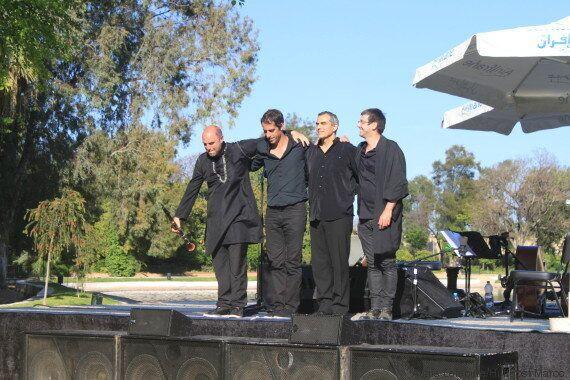 Le Festival de Fès des musiques sacrées fait revivre l'exode du peuple