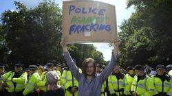 GB: appel à un mouvement d'opposition national contre la fracturation