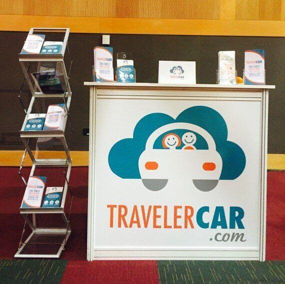 Avec sa startup Traveler Car, le jeune tunisien Ahmed Mhiri gagne le