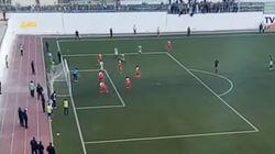 Devinez où est la défense ... Soupçons de trucage du match CRB Ain Fakroun vs AS Khroub