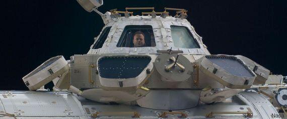La station spatiale internationale (ISS) va devoir changer la