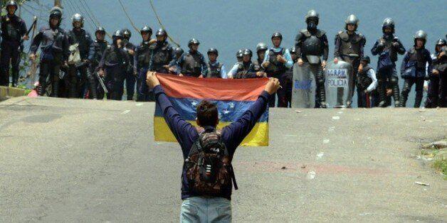 Le Venezuela au bord de