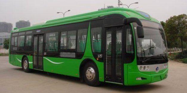 Des bus