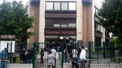 France: le consulat d'Algérie de Créteil