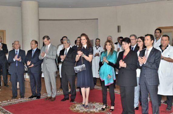 Lutte contre le cancer: La princesse Lalla Salma au chevet des patients à revenu