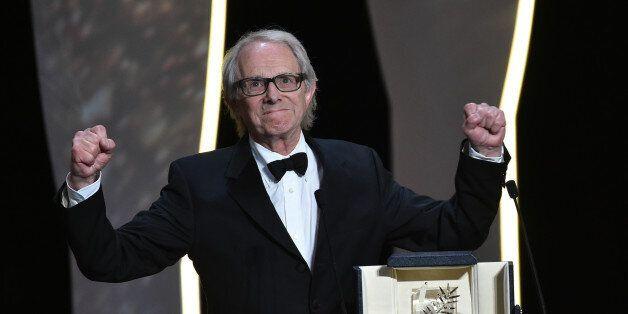 La Palme d'Or a été décernée à Ken Loach