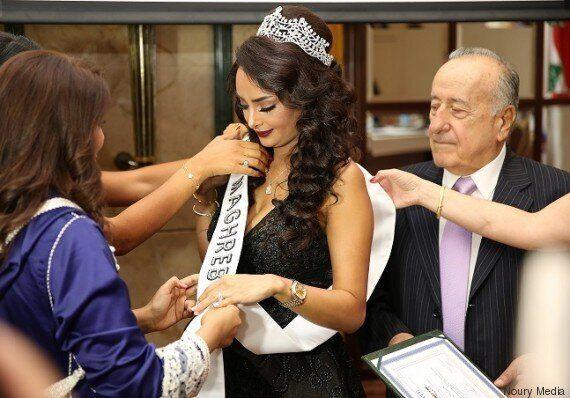 Une Marocaine élue Miss Maghreb 2016