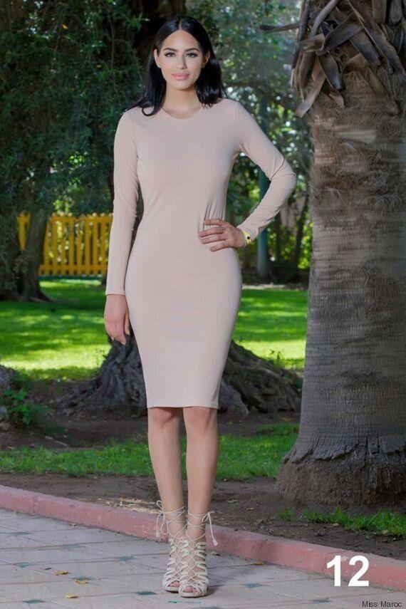 Voici la nouvelle Miss Maroc