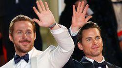 Ryan Gosling fait sensation sur le tapis rouge à