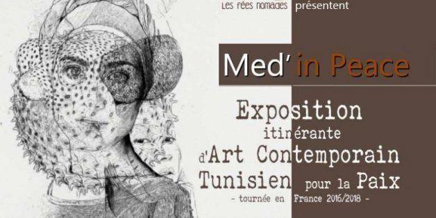 Jusqu'au 22 mai, partez à la découverte de Med'In Peace,