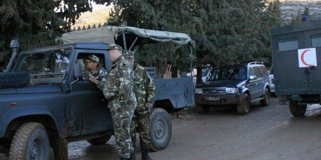 Les sept terroristes éliminés à Lakhdaria identifiés