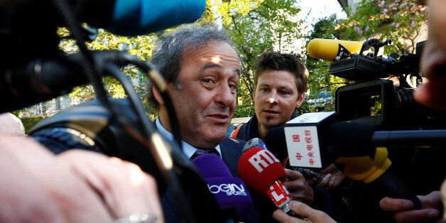 La suspension de Michel Platini confirmée par le Tribunal arbitral du sport mais réduite de deux