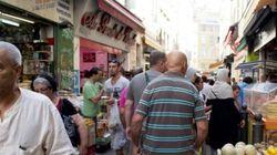 Les Algériens vivent en France