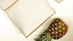 Le Piñatex, le cuir d'ananas, deviendra-t-il une alternative au cuir