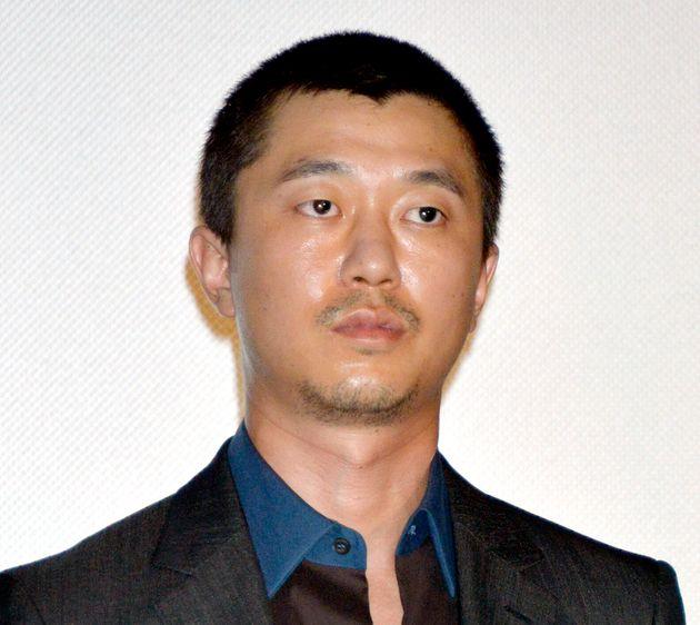 新井浩文被告人=2012年07月05日撮影