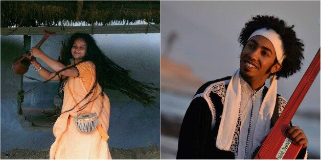 Un concert maroco-indien au Festival de