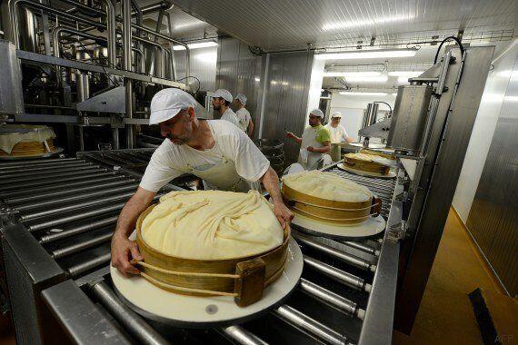 Ces agriculteurs créent de l'électricité avec du fromage (à la barbe des grands