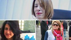 Le journalisme, un métier d'hommes? Trois femmes journalistes y