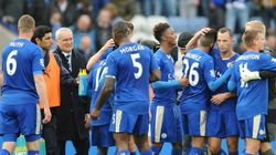 Leicester City et Riyad Mahrez champions d'Angleterre