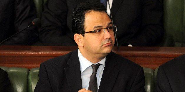 Ziad Ladhari, ministre (Ennahdha) de