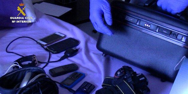 Ils trafiquaient du matériel électronique entre l'Espagne et le