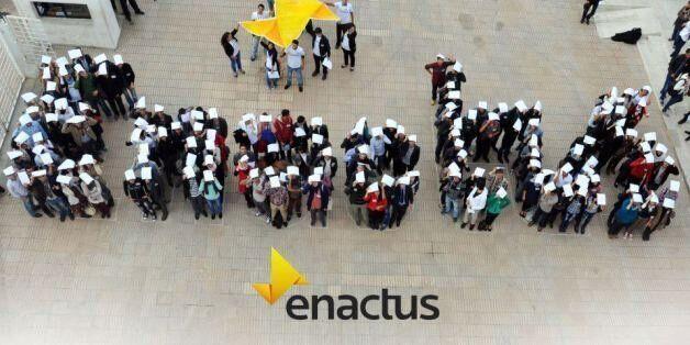 Six universités et écoles qualifiées pour Enactus
