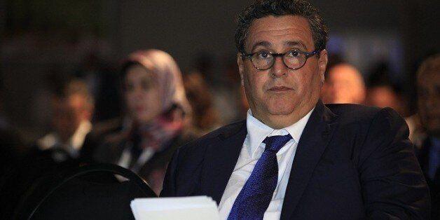 Aziz Akhannouch, ministre de l'Agriculture et de la pêche