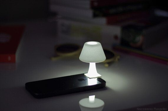 Un abat-jour pour transformer votre iPhone en mini-lampe de chevet
