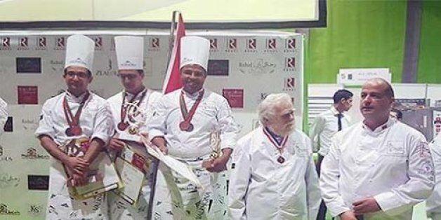 Le Maroc remporte la coupe d'Afrique de la pâtisserie et se qualifie pour la coupe du