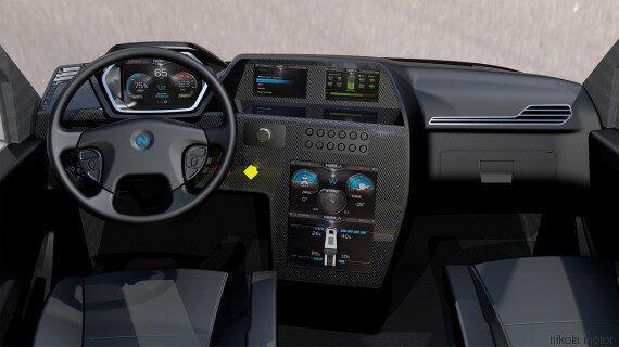 Des camions électriques hyper design