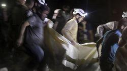 Syrie: 20 civils tués dans le bombardement d'un hôpital et d'un immeuble à