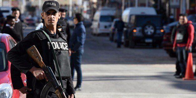 Egypte: huit policiers tués par des hommes armés au sud du